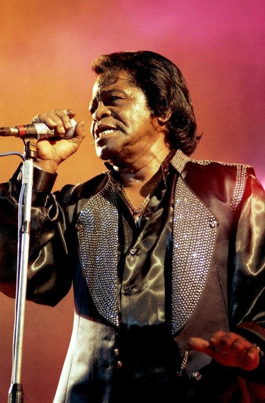 James Brown its a mans world